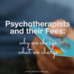 Psychotherapists and their fees
